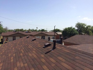 San Antonio residential roofing