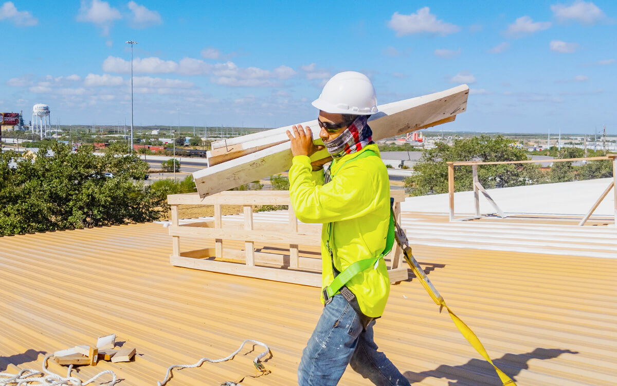 Differences between Residential and Commercial Roofing - San Antonio, TX - 02