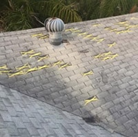 San Antonio Hail Damage Roof Repair